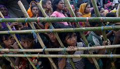 Rohingya children continue to be at...