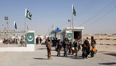 Afghan-Pakistan border villages brace...