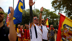 Spain marks national day with show of...