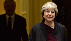 May heads for Brussels after Brexit...