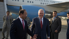 Pakistan gives Tillerson frosty welcome...
