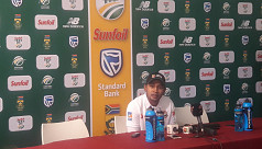 Mushfiq blames bowlers for poor first-innings...