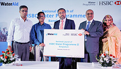 HSBC and WaterAid aim to improve water, sanitation in remote areas