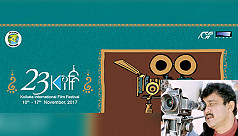 KIFF to begin Nov 10