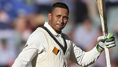 Khawaja: Racism turned me away from...