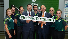 Ireland to play Pakistan in first Test...