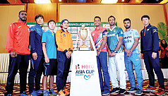 10th Hockey Asia Cup: No fear for...