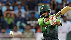 Ton-up Babar helps Pakistan ease past...