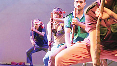 'Crutcher Colonel' to be staged in India