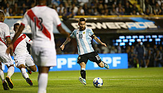Argentina in peril as World Cup race...