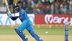 India thrash Kiwis amid ODI pitch-tampering...