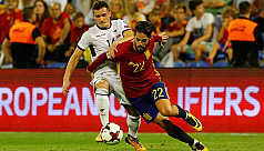Spain seal World Cup ticket, Serbia...
