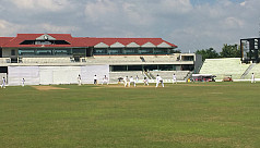 Ireland A bundled out for 255 against...