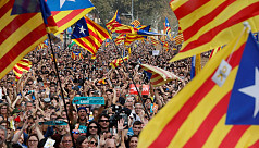 Spain sacks Catalan government after...