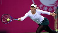 Sharapova reaches first final since...