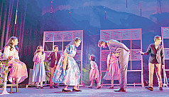 Scholastica stages musical masterpiece...