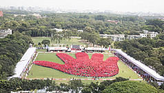 Lifebuoy attempts Guinness World Record...