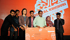 Team 'Bonsai' wins Digital Khichuri...