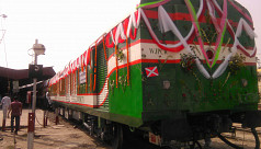 Khulna-Kolkata Bondhon Express to start...