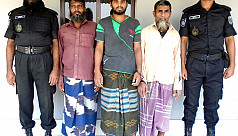 3 suspected members of Sarwar-Tamim's...