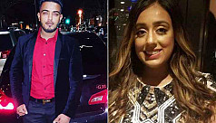 South Asian man abandons female friend in blazing car in NY