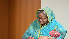 Newsweek: Sheikh Hasina the real heroine...