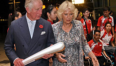 Prince Charles begins Asia tour in...