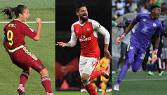 Giroud scorpion kick shortlisted for...