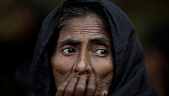 The lone survivors in the Rohingya...