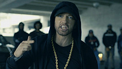 Celebrities and activists back Eminem's...
