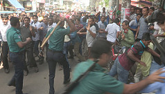 Police foil BNP demonstrations in several...