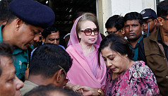 Khaleda accused of sedition over alleged...