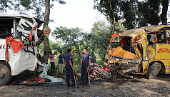 Compensation case over road accident...