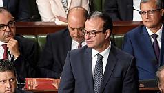 Tunisia health minister Slim Chaker...