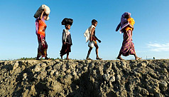 Thousands of new Rohingya refugees flee...