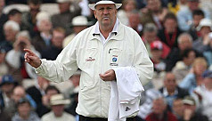 Former test umpire Hair guilty of stealing...