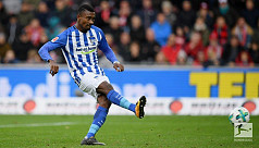 Kalou saves Hertha with second penalty...