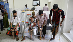 Jaipur Foot fit 700 Bangladeshis with prosthetic limbs