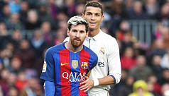 Ronaldo and Messi lead the way on Ballon...