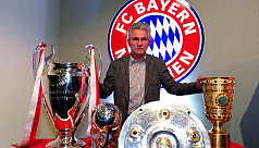 Heynckes set to succeed Ancelotti at...