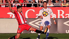 Real suffer shock defeat to Girona in...