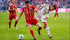 Bayern thrash Freiburg on Heynckes return,...