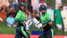 Babar, Shadab steer Pakistan to win...