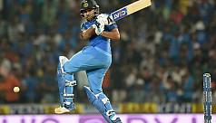 Rohit to captain India for Sri Lanka...