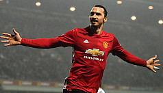 Ibrahimovic says farewell to Man United...