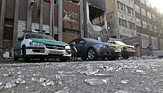 Deadly twin suicide attack hits Damascus...