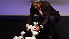 Sony revives robot pet dog