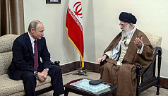 Putin visits Tehran for talks on Syria,...