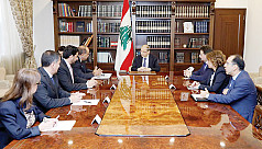 EU, US affirm Lebanon support, diverging...