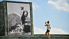 Cuba honours Fidel on anniversary, eyes...